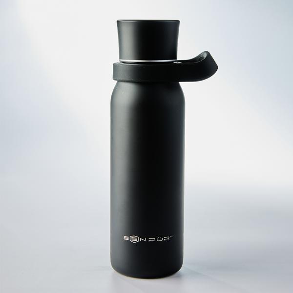 SenPur filtered water bottles for travel