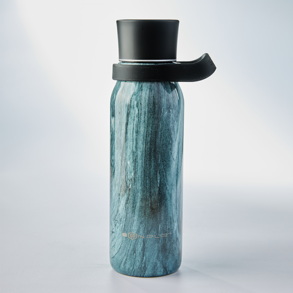 SenPur eco-friendly water bottles in Canada